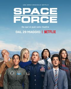 Space Force locandina