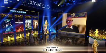 David di Donatello Il Traditore