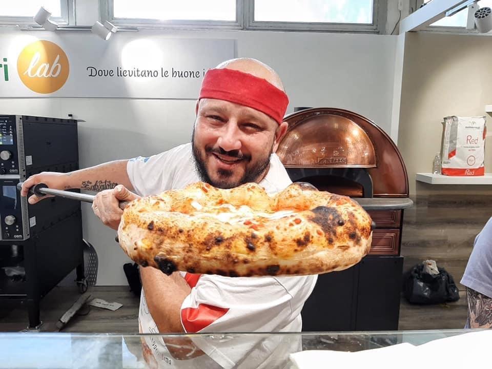 gennaro primicerio pizza albertona