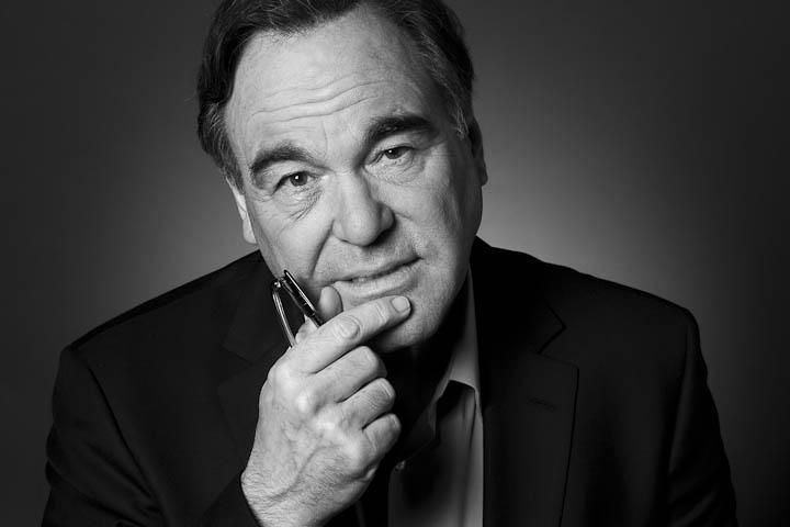 Oliver Stone, director