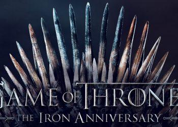 Games of Thrones Iron Anniversary