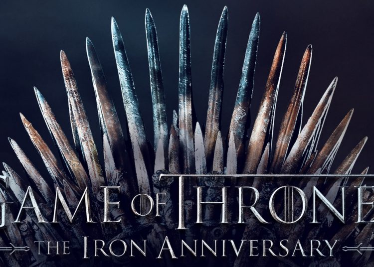 Games of Thrones Iron Anniversary