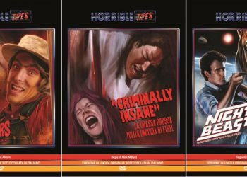 Horrible Tapes