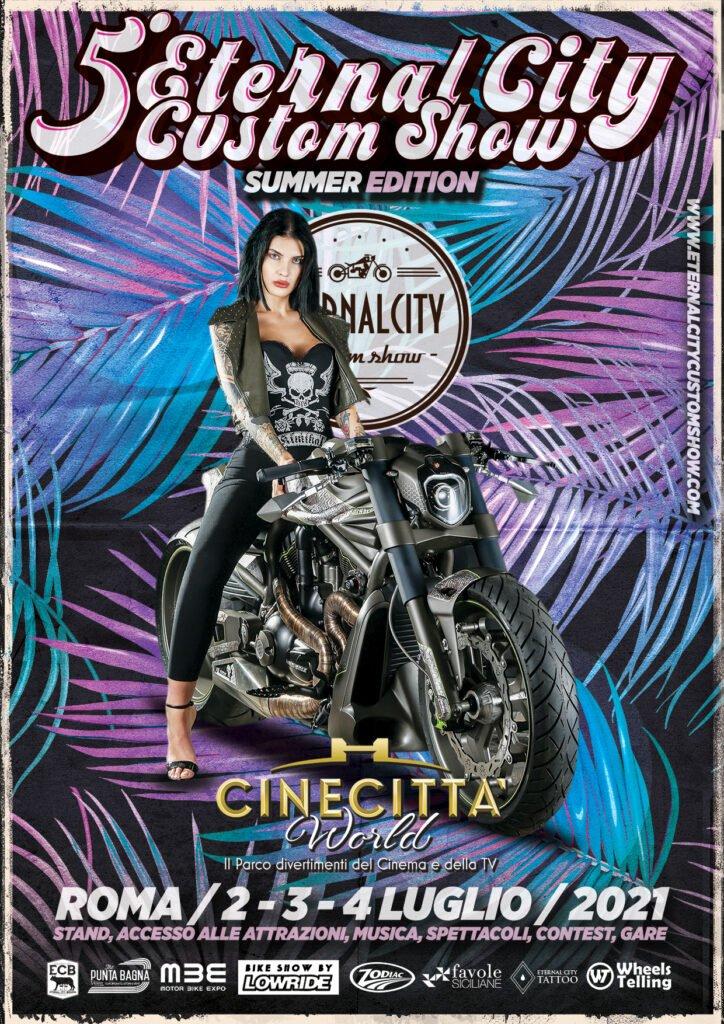 Cinecitta World Eternal City Custom Show
